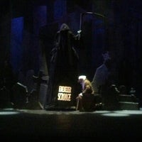 Photo taken at Theatre Memphis by Becky on 11/29/2012