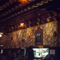 Photo taken at Flying Saucer by Becky on 3/24/2013