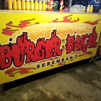 Photo taken at Burger Bakar Seremban 2 by Ahmad A. on 11/17/2012