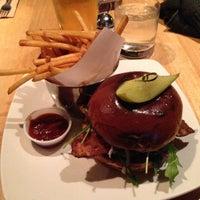 Photo taken at Luke's Corner Bar & Kitchen by Chow B. on 1/18/2014
