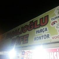 Photo taken at Pasalıoğlu Bufe by Ali K. on 8/4/2013
