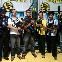 """Photo taken at """"The Battlearea Indonesia"""" BNS by Fakhrudin H. on 2/27/2013"""