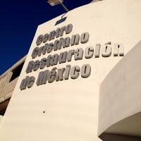 Photo taken at CCR de México by Jonathan O. on 10/2/2013