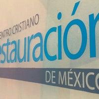 Photo taken at CCR de México by Jonathan O. on 2/27/2014