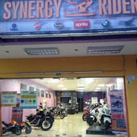 Photo taken at Synergy Rider by Jimie JDT . on 10/3/2014