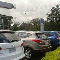 Photo taken at Hyundai by Luis Angel F. on 3/29/2013