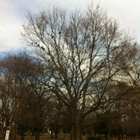 Photo taken at 尾崎橋 by Yojiro H. on 1/12/2013