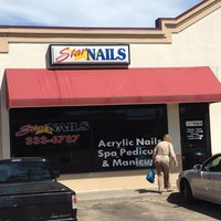 Photo taken at Star Nails by Kay on 6/13/2013