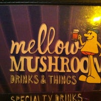 Photo taken at Mellow Mushroom by Elizabeth J. on 10/10/2012