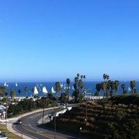 Photo taken at Santa Barbara City College by Jakob W. on 4/11/2013