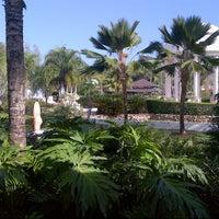 Photo taken at Dreams Punta Cana Resort and Spa by Baldemar R. on 4/3/2013