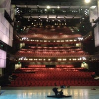 Photo taken at Sadler's Wells by Mathias on 4/24/2013