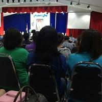 Photo taken at Ramkhamhaeng Advent International School by Nudee on 8/11/2017