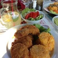 Photo taken at Restaurant Pestisorul de Aur by Ovidia-Gabriela B. on 9/1/2013