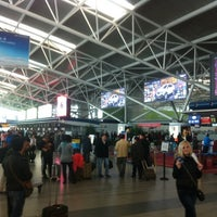 Photo taken at Shenzhen Bao'an International Airport (SZX) by X-Tina M. on 11/29/2012