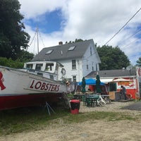 Photo taken at Scarborough Lobster by ZenFoodster on 6/20/2016