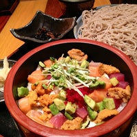 Photo taken at Soba Totto by ZenFoodster on 11/30/2012