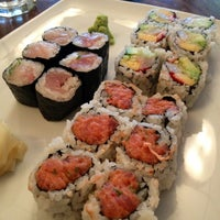 Photo taken at Mikaku Sushi by ZenFoodster Eats on 2/26/2013