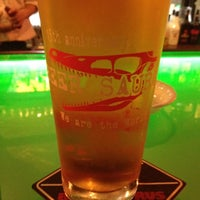 Снимок сделан в Beer Saurus пользователем Nachio 11/5/2012