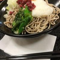 Photo taken at 本所そば 錦糸町店 by ヤマダノオロチ on 8/16/2016