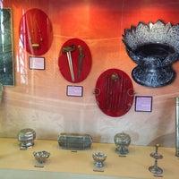 Photo taken at Museum kerajaan Kutai Kartanegara by Dayat M. on 10/31/2013