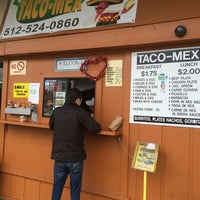 Photo taken at Taco-Mex by Mike M. on 3/22/2014