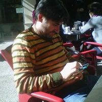 Photo taken at Nueva Estacion by Sandra C. on 4/10/2013