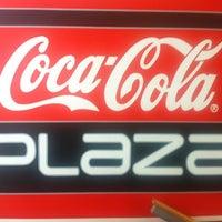 Photo taken at Coca-Cola Plaza by Salih M. on 7/8/2013