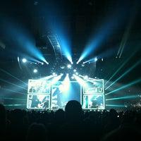 Photo taken at Philips Arena by Zarya Alexandra F. on 3/28/2013