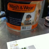 Photo taken at Bunnings Warehouse by Isabella S. on 7/31/2013