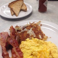 Photo taken at Denny's by Mister Q on 5/1/2015