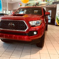Photo Taken At Springhill Toyota By Paul O. On 5/22/2018 ...