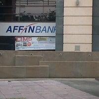 Photo taken at Affin Bank Putrajaya by Y H. on 10/9/2012