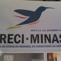 Photo taken at CRECI 4• região MG by Mateus S. on 2/3/2014