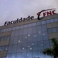 Photo taken at Faculdade Nossa Cidade FNC by Nathalia A. on 1/20/2013