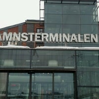 Photo taken at Frihamnsterminalen | S:t Peter Line by Raitis F. on 2/14/2013