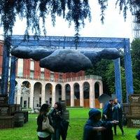 Photo taken at La Triennale di Milano by Andrea M. on 5/21/2013