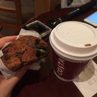 Photo taken at Costa Coffee (咖世家) by Olya L. on 6/28/2015