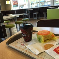 Photo taken at McDonalds by Harald B. on 1/7/2015