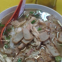 Photo taken at Abang Koay Teow Th'ng by Hyemi on 10/21/2014