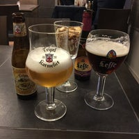 Photo taken at Café Leffe by !Boo*# 🍒 on 1/10/2016