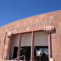 Photo taken at Scottsdale Municipal Court by Myron B. on 4/5/2013