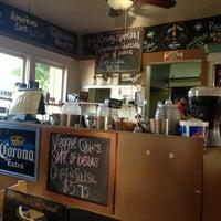 Photo taken at America's Taco Shop by Myron B. on 2/7/2013