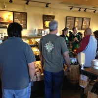 Photo taken at Starbucks by Myron B. on 3/1/2013