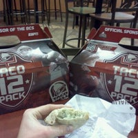 Photo taken at Taco Bell by Austin H. on 2/8/2013