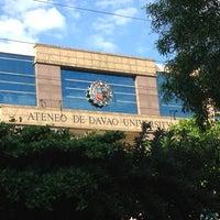 Photo taken at Ateneo de Davao University by Elaine E. on 7/28/2013