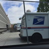 Photo taken at U.S. Post Office John Sanchez Carrier Annex by Lotusstone on 6/8/2016