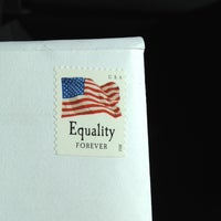 Photo taken at U.S. Post Office John Sanchez Carrier Annex by Lotusstone on 11/15/2013