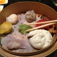 Photo taken at Ping Pong Dim Sum by megan d. on 4/22/2013