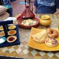 Photo taken at La Sqala: Café Maure by Kemal S. on 10/14/2012